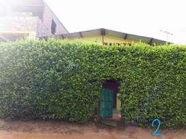 Se vende casa lote o se cambia por finca a las afuera de bucaramanga