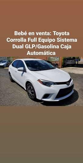 Venta de Toyota Corolla Automático