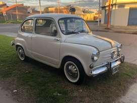 Fiat 600D Suicida