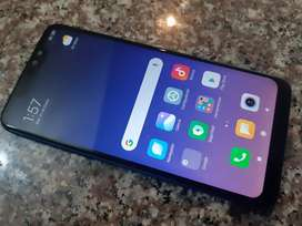 Xiaomi Redmi Note 6 Pro 64gb Azul Como Nuevo