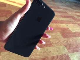 Iphone 8plus 10/10 de 64gb color negro