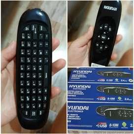 Control Puntero Mouse y teclado inalámbrico para tvs smartv.