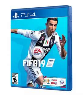 Fifa 19 ps4 digital