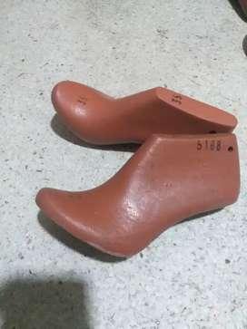 Vendo hormas calzado dama