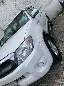 Toyota hilux año 2009
