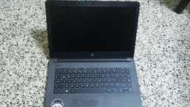 Laptop HP.