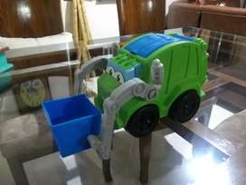 Carro de basura Playdoh