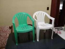 Vendo sillitas