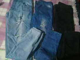 jeans talle catorce