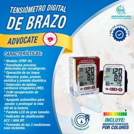 Tensiómetro digital Advocate-Equipos Médicos