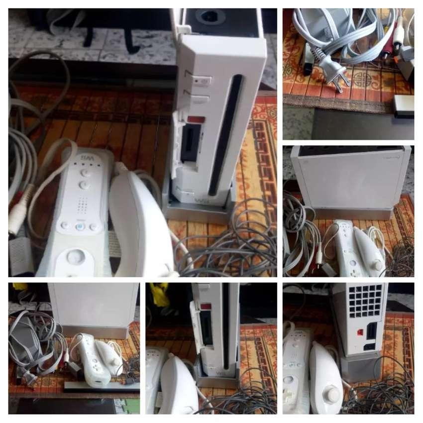 Consola nintendo Wii 2005 0