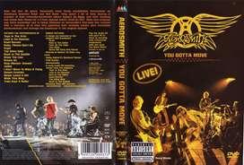 DVD AEROSMITH