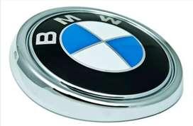 Emblema posterior para camioneta bmw x5 e70 f15 x6 e71 f16