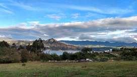 Finca con espectacular vista al Tomine y Guatavita, sector de alta valorización, peefecta para ecoturismo, motivo viaje
