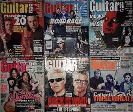 Revista Guitar One