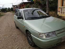 URGENTE VENDO LADA  2003 COLOR VERDE $ 3.500