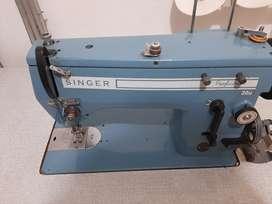 Máquina industrial singer 20u