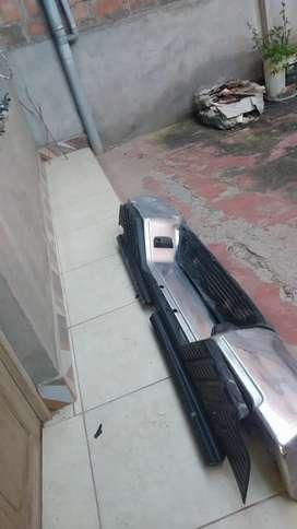 Parachoque Nissan Frontier zd30