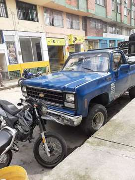 camioneta  4x4 C1O platon