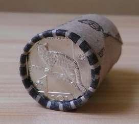 Rollo Monedas Gato Andino