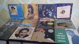 Colección de LPs