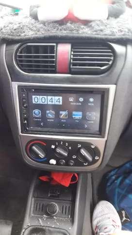radios Para carros nuevos doble din dvd instaladas