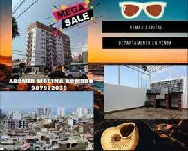 Vendo Duplex en Magdalena 126 m² con Vista Al Mar, Excelente Ubicación.