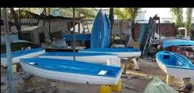 Vendo botes canoas