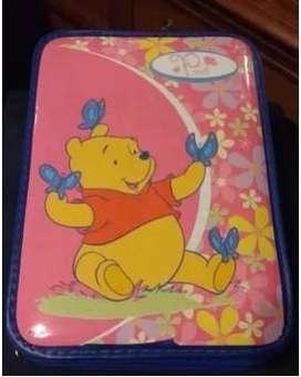 Cartuchera 3 Pisos Winnie Pooh