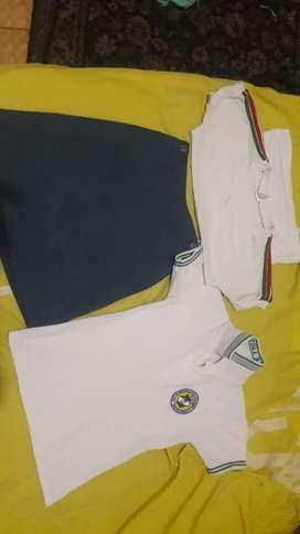Vendo uniforme del colegio saavedra Galindo