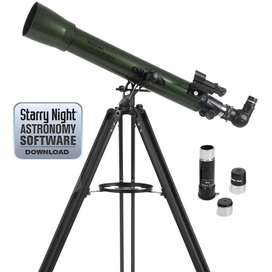 Telescopio Celestron Explorascope Az 70