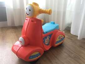 Scooter fisher price