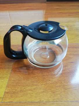 Recipiente vidrio para cafetera 600 ml