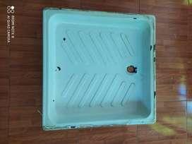 Receptáculo para ducha 76x76 a sólo $1000