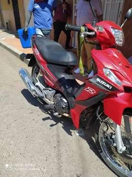 Suzuki viva r 115