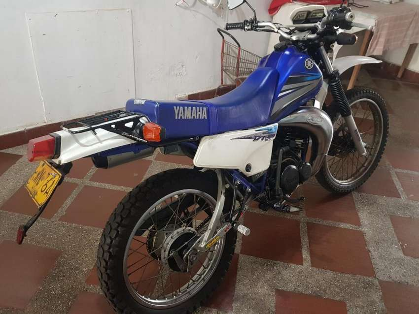 Yamaha Dt 125 0