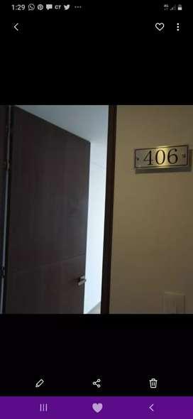 Apartamento para estrenar 2 habitaciones 2 baños shui de basura por piso, zonas húmedas terraza con vista 365 grados.