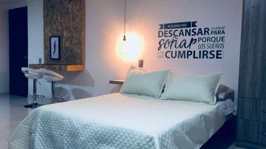 Renta de Apartamento Amoblado en  Medellin Antioquia 0