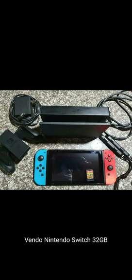 Nintendo switch 32GB