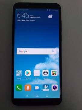 Huawei Y7 2018 con Boleta
