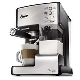 Cafetera Espresso Oster 15 Bares Prima Latte