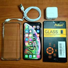 Apple iPhone XS Max 256gb MUY CUIDADO 6 MESES DE USO LIQUIDACION (oferta hasta el 17/04)