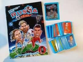 Album mundial Rusija aladino completo a pegar
