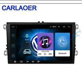Nuevo!! Radio Android+DVR, pantalla 9 pulgadast,  Gps + DVR, Para Seat, Vw, Skoda