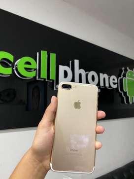 Iphone 7plus de 32gb (usado)