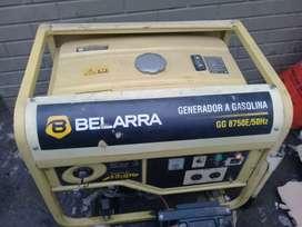 Generador electrónico Belarra gg8750e/50hz de 15HP