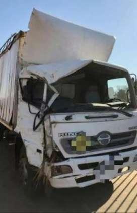 De oportunidad camiones chocados