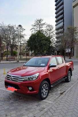 Toyota Hilux SRX MT6