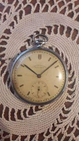 Bolaro Chronometre Antiguo Reloj De Bolsillo Open Face