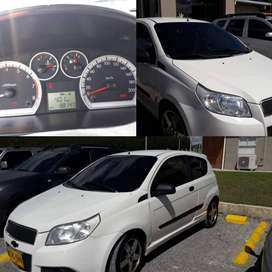 Chevrolet aveo emotion modelo 2011